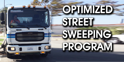 Optimized Street Sweeping icon