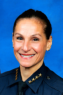 City of Torrance Appoints Eve R. Irvine as New Police Chief