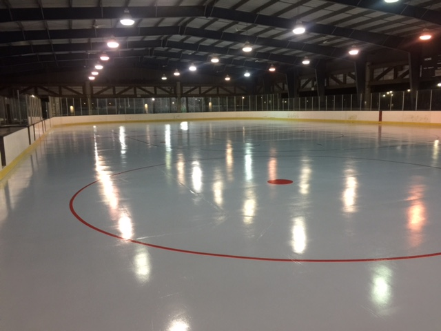May 14rink night - Finished Project 2