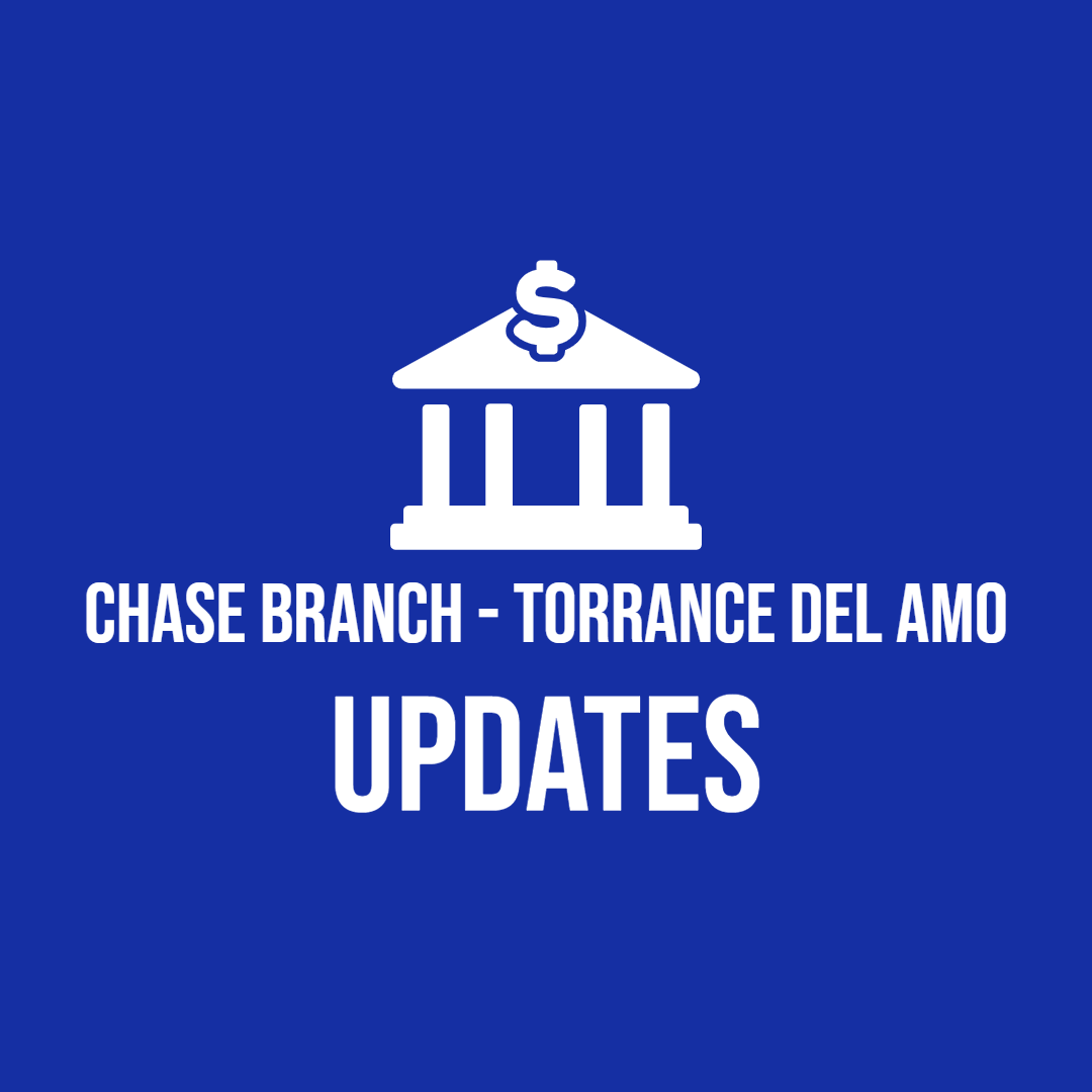 chase update