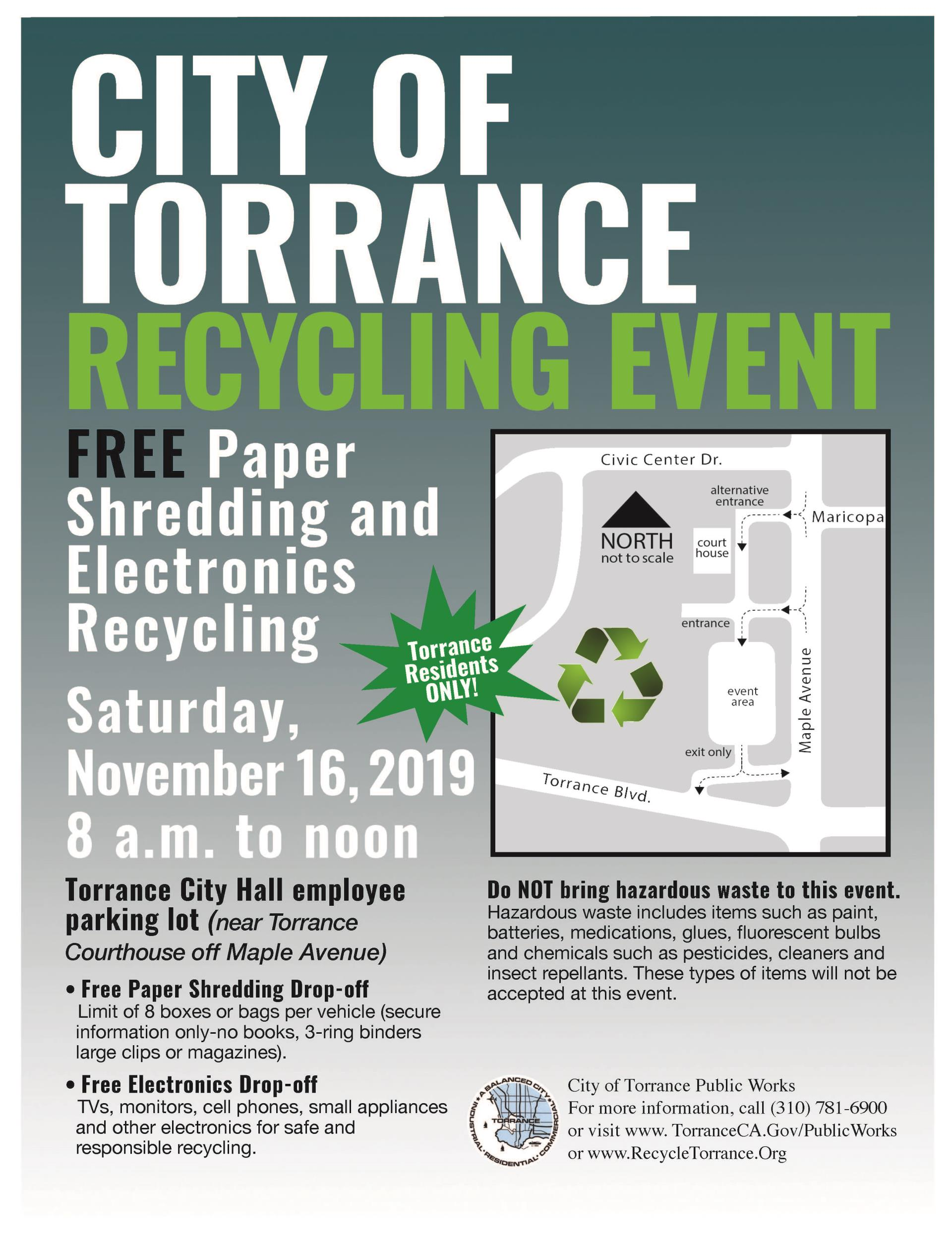 Recycling-PaperShreddingEvent11-16-19
