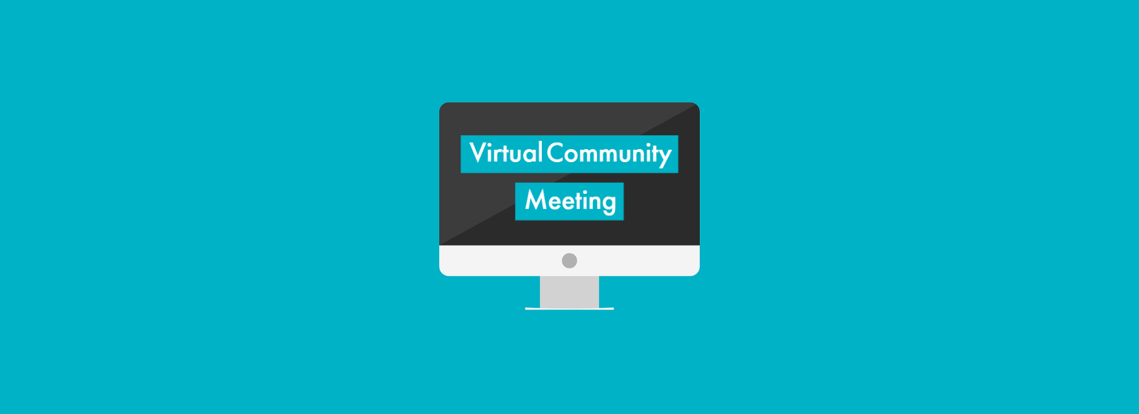 Virtual Community Meeting
