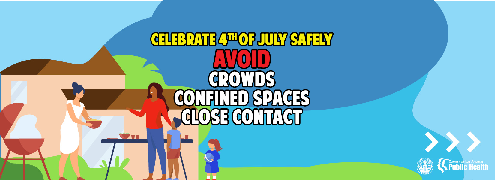 4TH OF JULY SAFETY