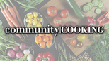 Community Cooking TV Show Logo