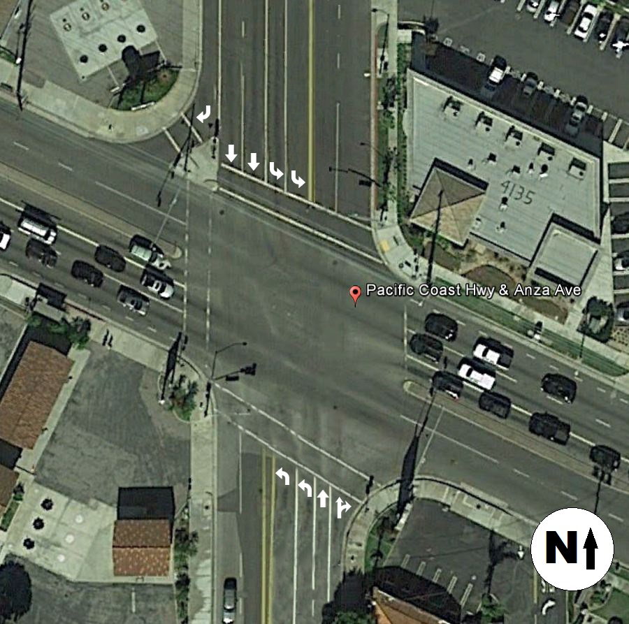 PCH Vista Montana Anza Avenue Improvements T-154 | City of