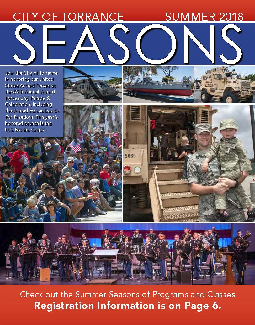 2018 Summer Seasons Cover