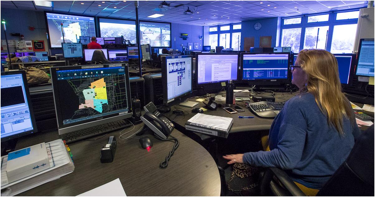 Public Safety Dispatcher | City of Torrance