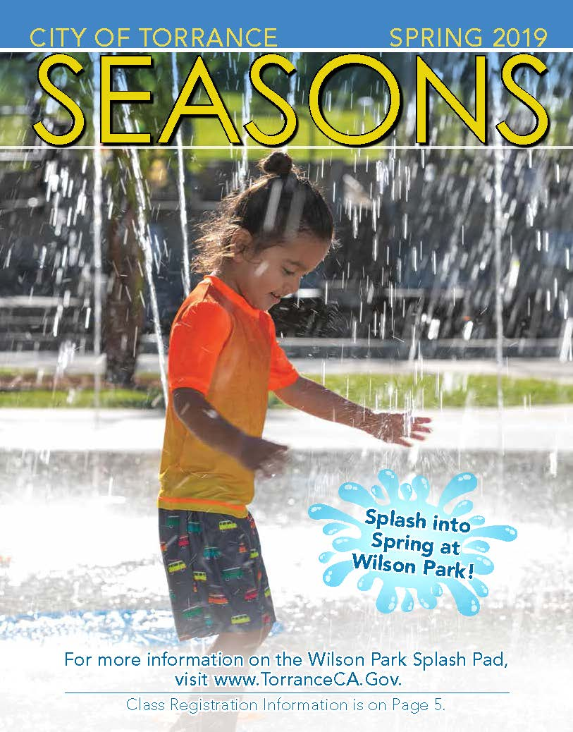 2019 Spring Seasons Cover Image